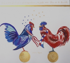 July Roosters