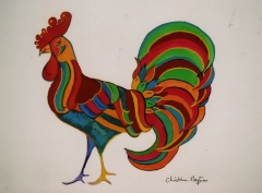 Parade Rooster