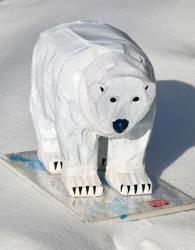 Polar-Bear-on-Ice-floe